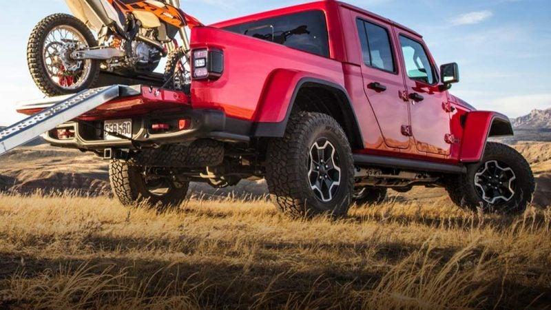 2020 Jeep Gladiator In Delaware Oh Performance Chrysler Jeep Dodge Ram Delaware