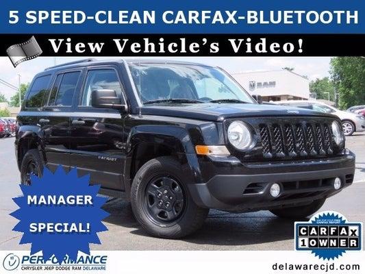 2016 Jeep Patriot Sport In Delaware Oh Columbus Jeep Patriot Performance Chrysler Jeep Dodge Ram Delaware