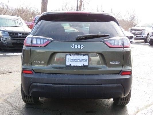 2020 Jeep Cherokee Latitude Plus 4x4 In Delaware Oh Columbus Jeep Cherokee Performance