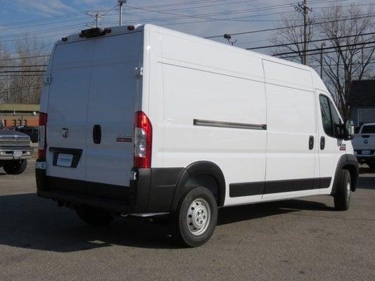 Dodge Ram Promaster >> 2019 Ram Promaster 3500 Cargo Van High Roof 159 Wb
